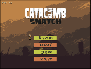 Catacomb Snatch cover