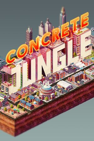 Concrete Jungle cover