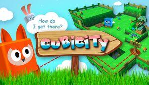 Cubicity: Slide puzzle cover