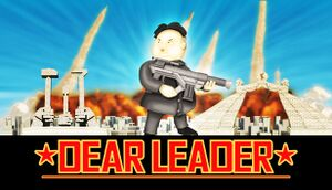 Dear Leader cover