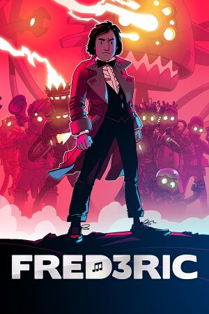 Fred3ric cover