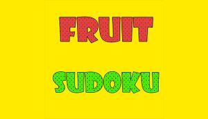 Fruit Sudoku🍉 cover