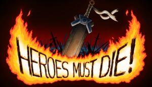 Heroes Must Die cover