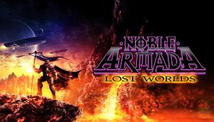 Noble Armada: Lost Worlds cover