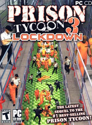 Prison Tycoon 3: Lockdown cover