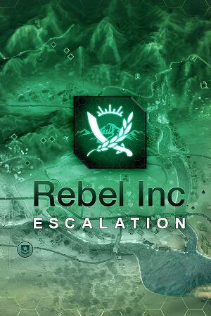 Rebel Inc: Escalation cover