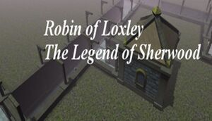 Robin of Loxley the Legend of Sherwood cover