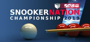 Snooker Nation Championship cover