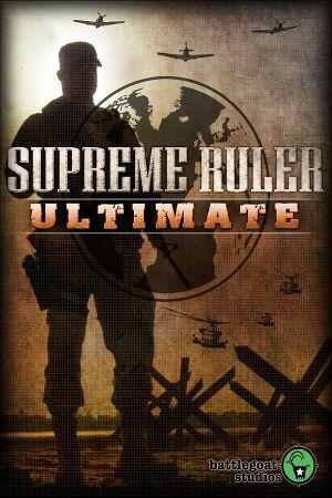 Supreme Ruler Ultimate cover