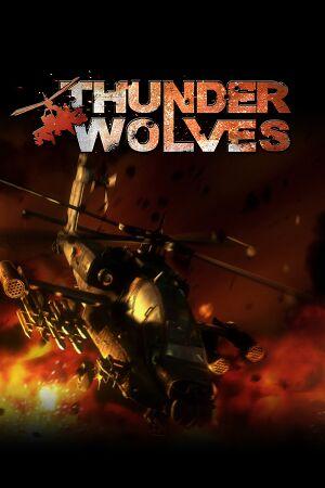Thunder Wolves cover