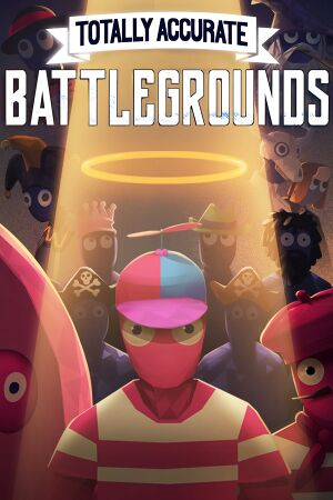 Totally Accurate Battlegrounds cover