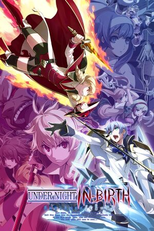 Under Night In-Birth Exe:Late[st] cover