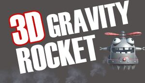 3D Gravity Rocket cover