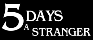 5 Days a Stranger cover