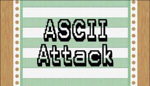ASCII Attack cover