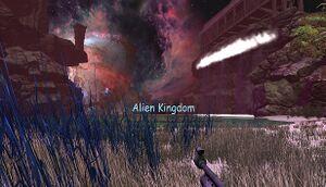 Alien Kingdom cover
