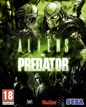 Aliens vs. Predator (2010) cover.jpg