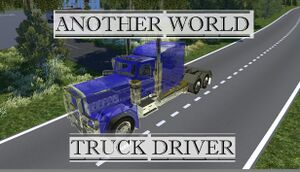 Another World: Truck Driver cover