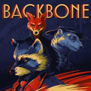 Backbone cover