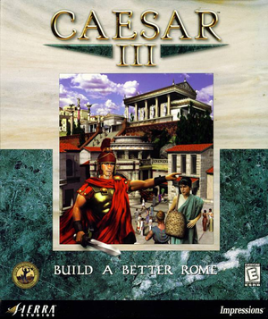 Caesar III cover