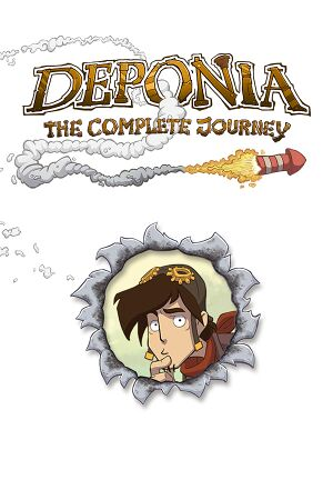Deponia: The Complete Journey cover