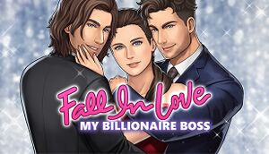 Fall In Love - My Billionaire Boss cover