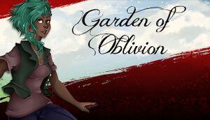 Garden of Oblivion cover