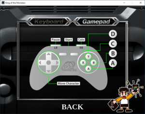 In-game gamepad controls (Humble Bundle).