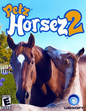 Petz Horsez 2 cover