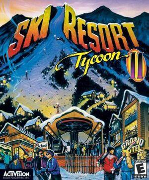Ski Resort Tycoon II cover