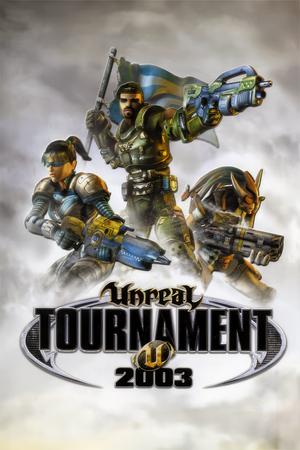 Unreal Tournament 2003 cover