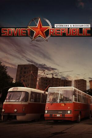 Workers & Resources: Soviet Republic cover