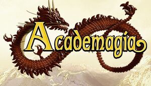 Academagia: The Making of Mages cover