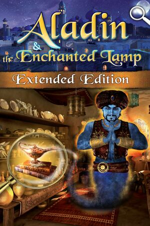 Aladin & the Enchanted Lamp cover
