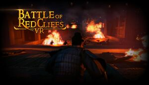 Battle of Red Cliffs VR cover