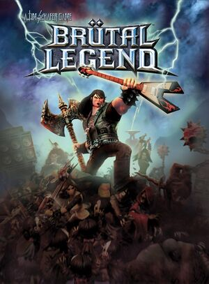 Brütal Legend cover