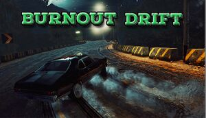 Burnout Drift cover