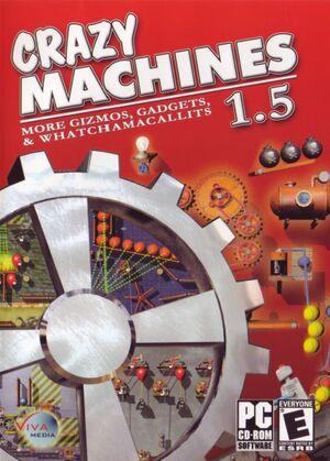 Crazy Machines 1.5 cover