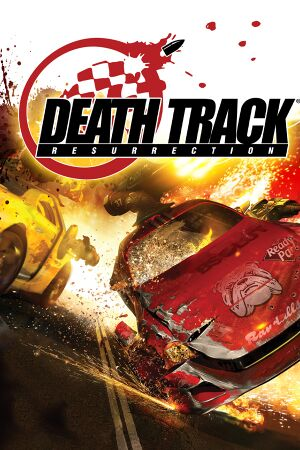 Death Track: Resurrection cover