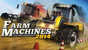 Farm Machines Championships 2014 cover
