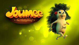 Joumee the Hedgehog cover