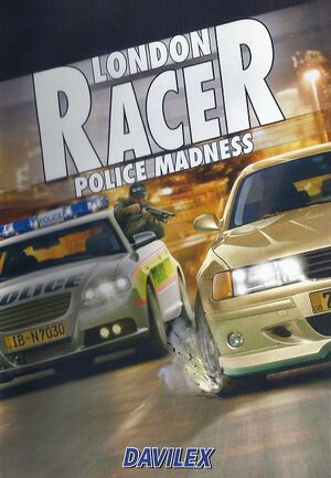 London Racer: Police Madness cover