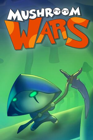 Mushroom Wars cover