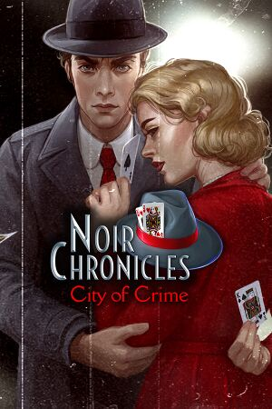 Noir Chronicles: City of Crime cover