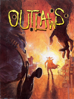Outlaws cover