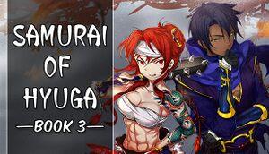 Samurai of Hyuga Book 3 cover