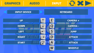 Keyboard remapping from external configuration tool.