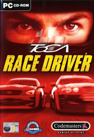 TOCA Race Driver cover