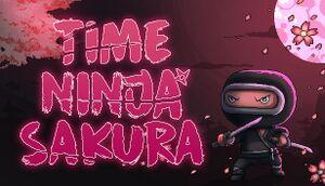 Time Ninja Sakura cover