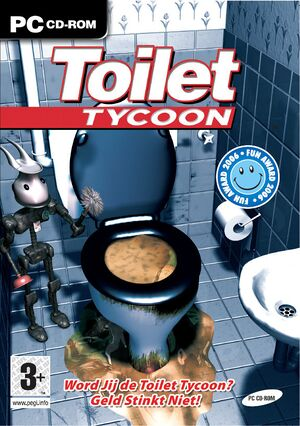 Toilet Tycoon cover